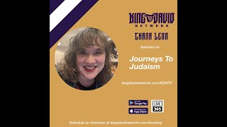 "Chana Miriam Lenn featured on ""Journeys To Judaism"""