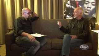 Peter Frampton - Q107 Interview (Part 1 of 5)