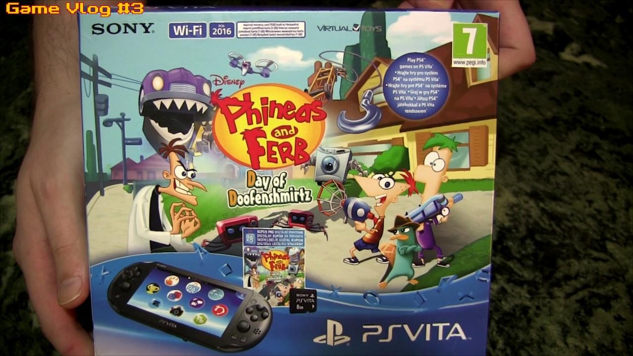 PlayStation Vita (PCH-2016) | UNBOXING | Game Vlog #3