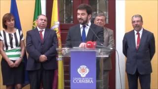"""Ministro diz que """"novo Centro Escolar do Loreto nada fica a dever aos melhores do país"""""""