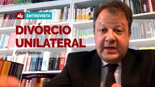 Flávio Tartuce - Divórcio unilateral