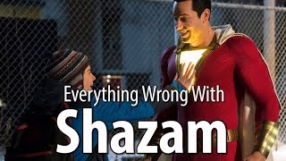 Download Everything Wrong With Shazam! in 17 Minutes or Less Mp3 and Videos