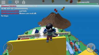 My first roblox adventure!_Roblox