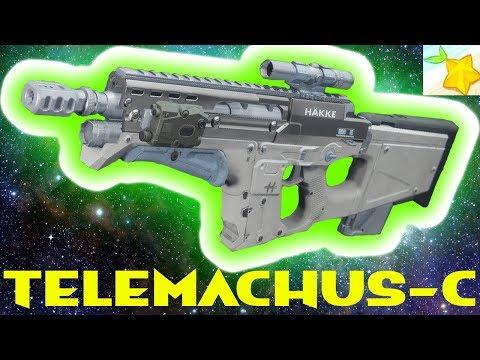 Destiny 2: WARMIND TELEMACHUS-C review!!!!!!!