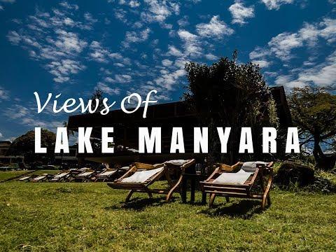 Views Of Lake Manyara   Tanzania