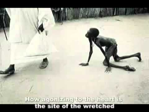 فقر و مجاعة الصومال و نجير - الشيخ خالد الراشد
