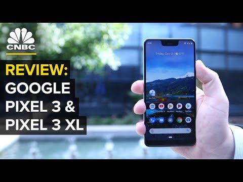 Google's Pixel 3 And Pixel 3 XL Reviewed