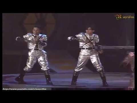 Kool - Bebas (Live In Juara Lagu 96) HD