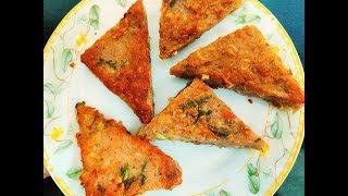 झटपट बनाएं व्रत में बनने वाली बहुत ही स्वादिष्ट हेल्दी सैंडविच|Vrat wali Sandwich|Snack for Vrat