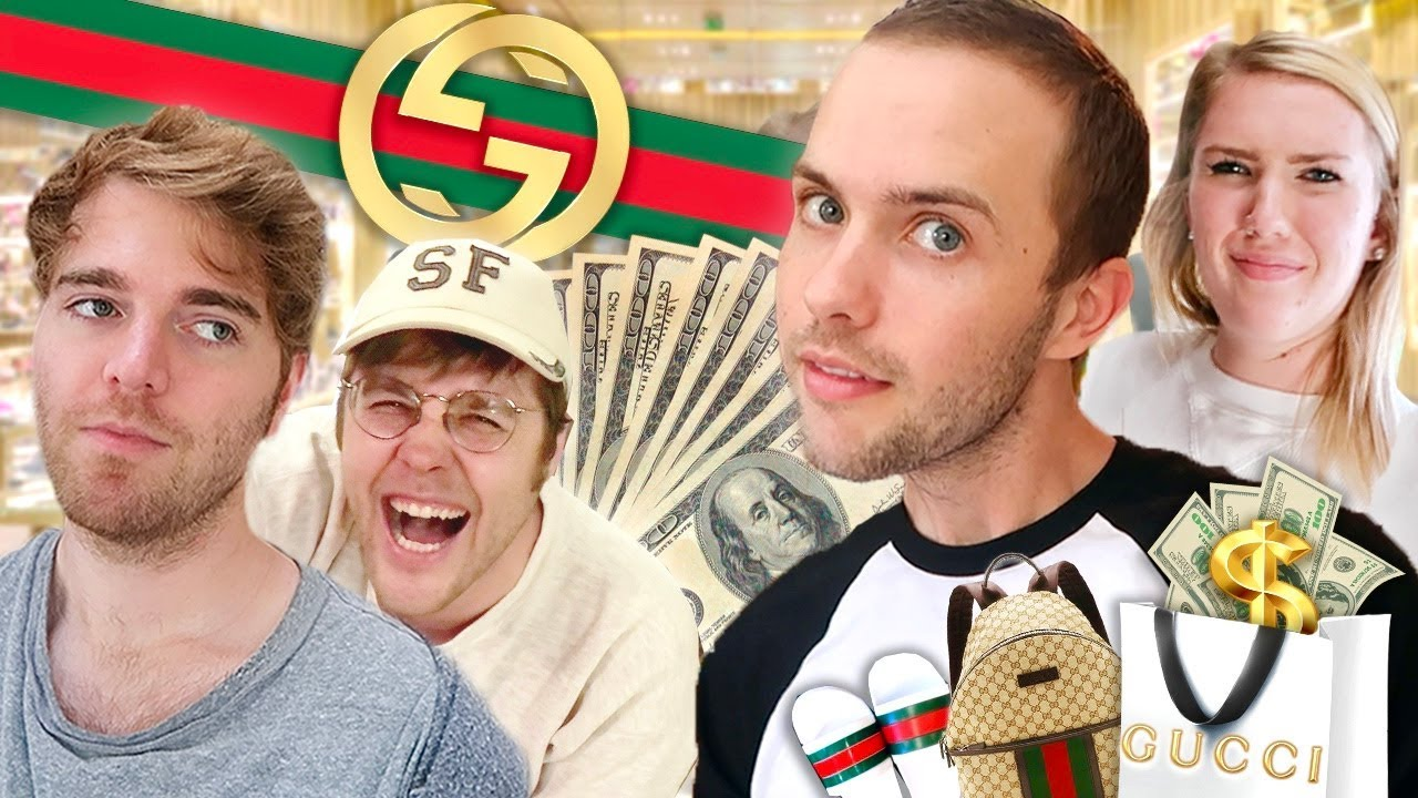 d6cbb070d0e LUXURY SHOPPING WITH MY FRIENDS!   2000 GUCCI HAUL  - YouTube