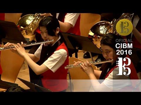 CIBM 2016 - Aomori Prefecture High School Band - Imperator Carlomagno