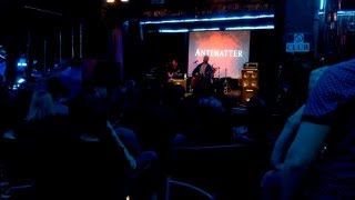 Antimatter – Epitaph (Antimatter @ R-Club (Новосибирск) 03/03/2016)