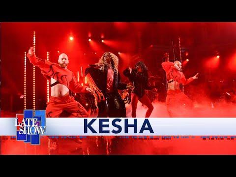 "Download Kesha Ft. Big Freedia: ""Raising Hell"" Mp4 baru"
