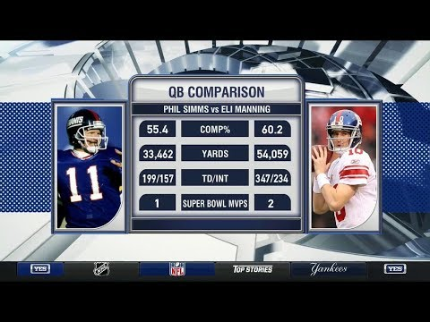 Is Eli Manning a future Hall of Famer?