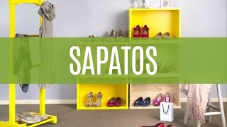 5 Formas de Organizar Sapatos