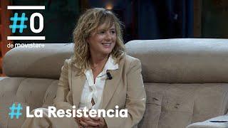 LA RESISTENCIA - Entrevista a Emma Suárez   #LaResistencia 06.10.2020