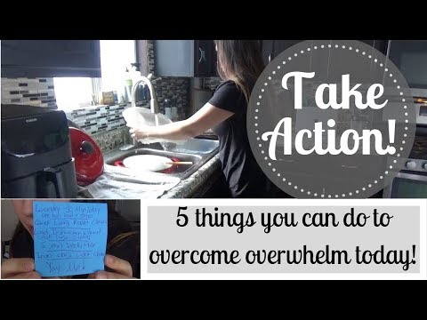 TAKE ACTION  | 5 Things You Can Do to Make Tomorrow Better