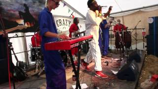 Afro Cluster - Power Moves at Boomtown 2014