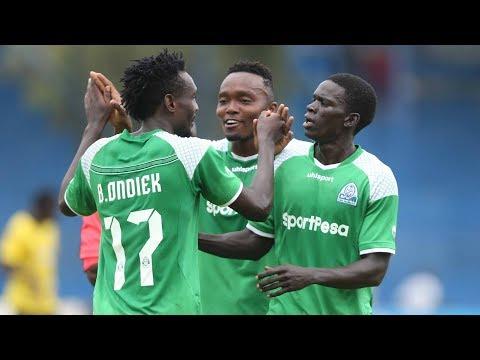 Gor Mahia maintain their unbeaten run in the Kenya Premier League.