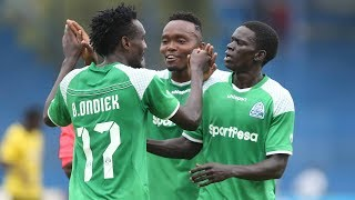 Gor Mahia maintain their unbeaten run in the Kenya Premier League.