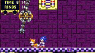 Sonic the Hedgehog 3 & Knuckles - Act Boss