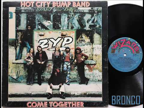 THE HOT CITY BUMP BAND * TIME IS ON YOUR SIDE