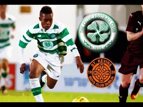 Karamoko Dembele CLIPS - Celtic vs St Kevins Boys