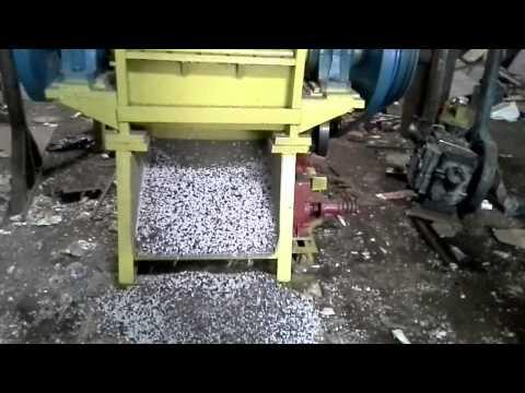 Mesin Penghancur Plastik Bekuan KMB 5 - 99 Surabaya