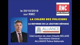 LA COLÈRE DES POLICIERS - LA REFORME DE LA LÉGITIME DEFENSE
