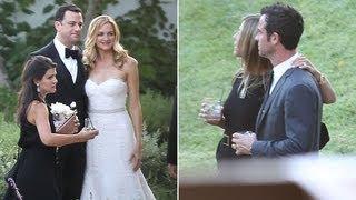 Jimmy Kimmel Gets Married to Molly McNearney | POPSUGAR News
