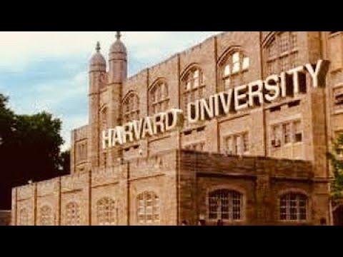 Гарвардский Университет . Harvard University
