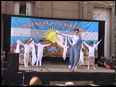 Acto 17 de Agosto - Alumnos de 2º Escuela Nº 314 San Martín - YouTube