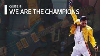 퀸(Queen) - We are the champions