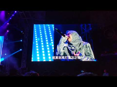 NAMEWEE 黄明志 4896 @ genting 飙高音 high pitched