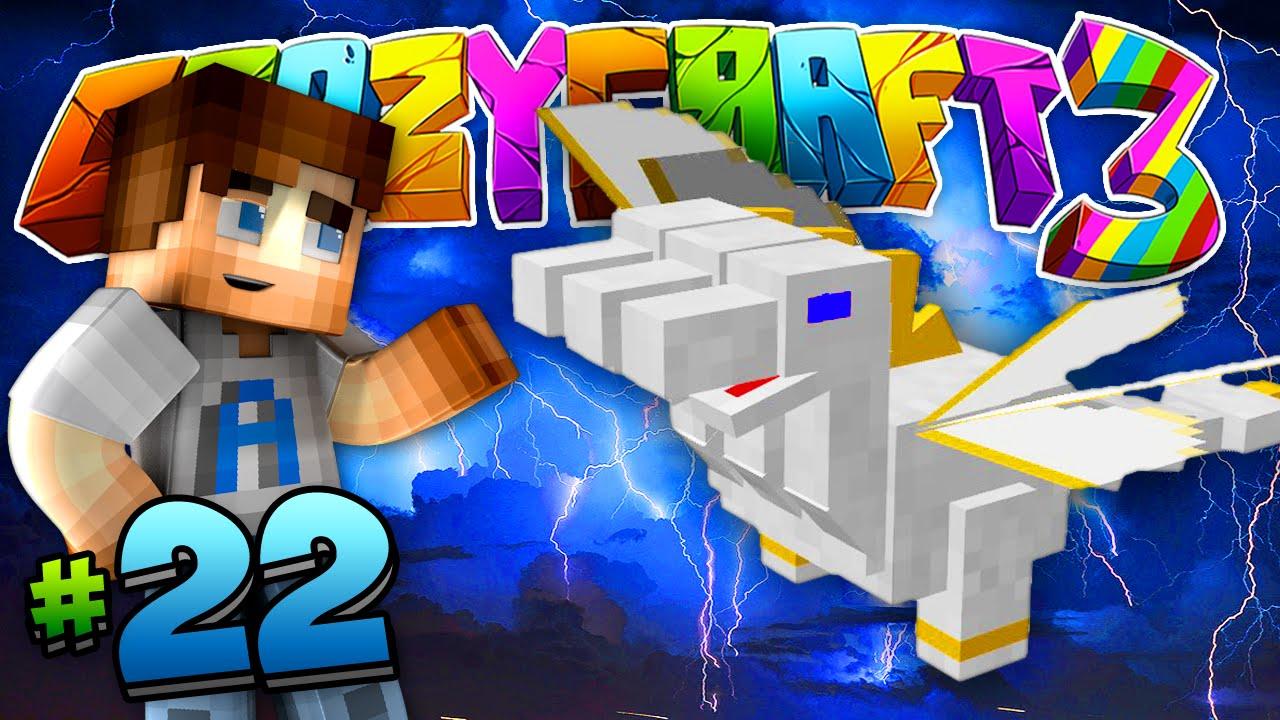 Minecraft Crazy Craft 3 0 (Ep 22) -