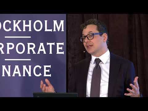 Index pharma på Stockholm Corporate Finance Life Science - Seminarium 20180307
