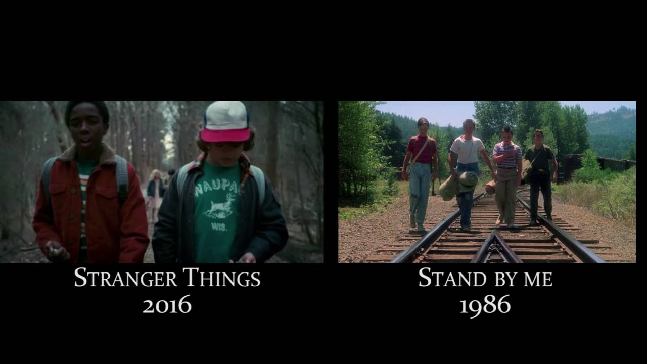 Stranger Things Iphone Wallpaper References To 70 80s Movies In Stranger Things Youtube