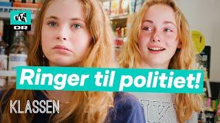 Anna Olympia truer ny Klassen-skuespiller! | Klassen ekstra