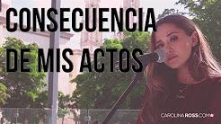 Consecuencia de mis actos - Banda El Recodo (Carolina Ross cover)