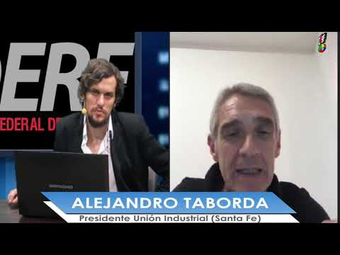Alejandro Taborda: Muchas fábricas pudieron seguir adelante por el ATP