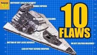 10 FLAWS with the Imperial Star Destroyer