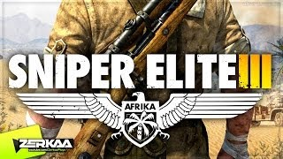 OOHHH A TRIPLE | Sniper Elite 3 (with Simon)
