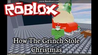 Come il Grinch ha rubato il Natale - Roblox Cinema