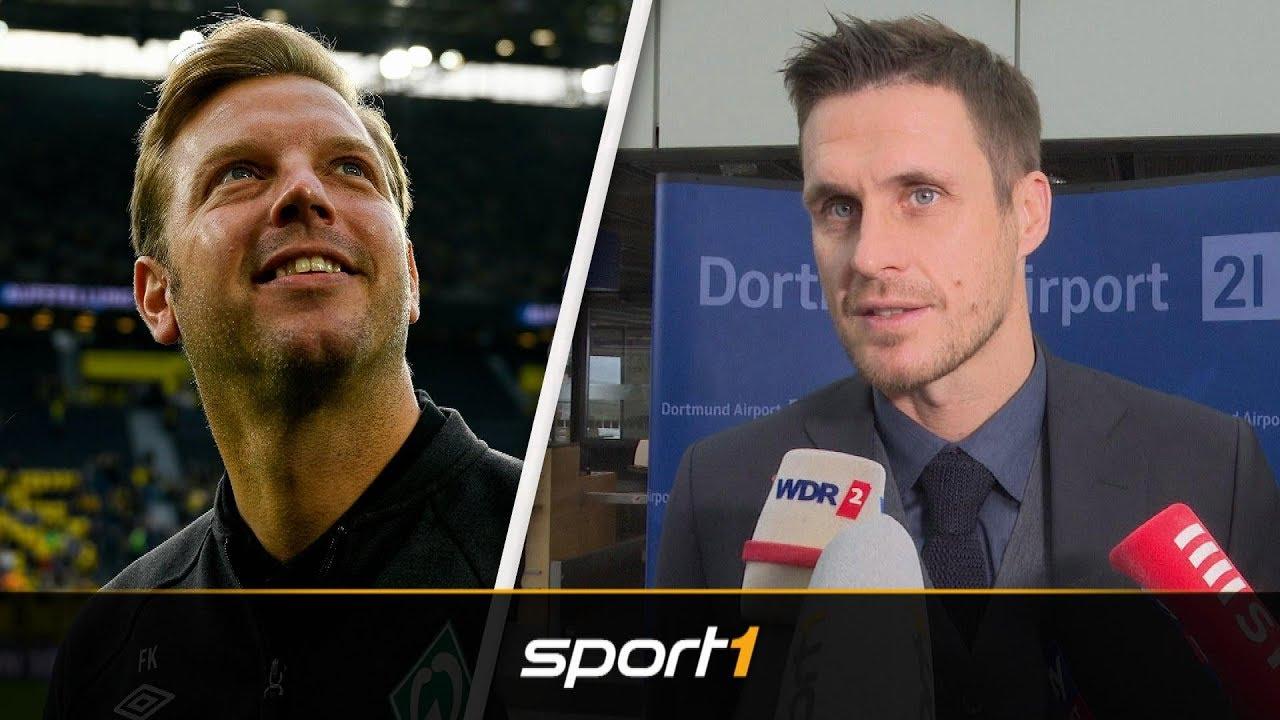 Kohfeldt als Nachfolger von Favre beim BVB? Das sagt Kehl | SPORT1
