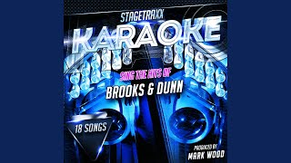 Boot Scootin' Boogie (Karaoke Version) (Originally Performed By Brooks & Dunn)