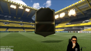 WALKOUT ONES TO WATCH CARD FROM A PACK - FIFA 17 ULTIMATE TEAM
