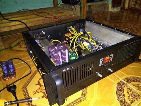 Test Power Ampli OCL 400 Watt Final 2 Set Sanken Pakai Lagu Pop dan Dangdut
