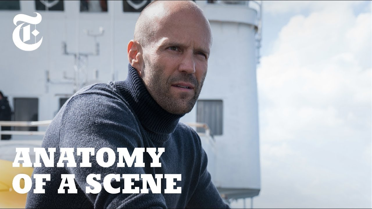 Watch Jason Statham Battle A Shark In The Meg Anatomy Of A Scene