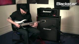 Blackstar Series One 1046L6 demo with Andy James