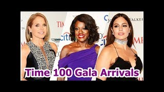 Time 100 Gala Arrivals